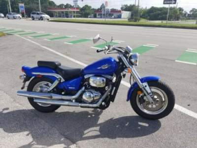 2004 Suzuki Marauder Blue for sale