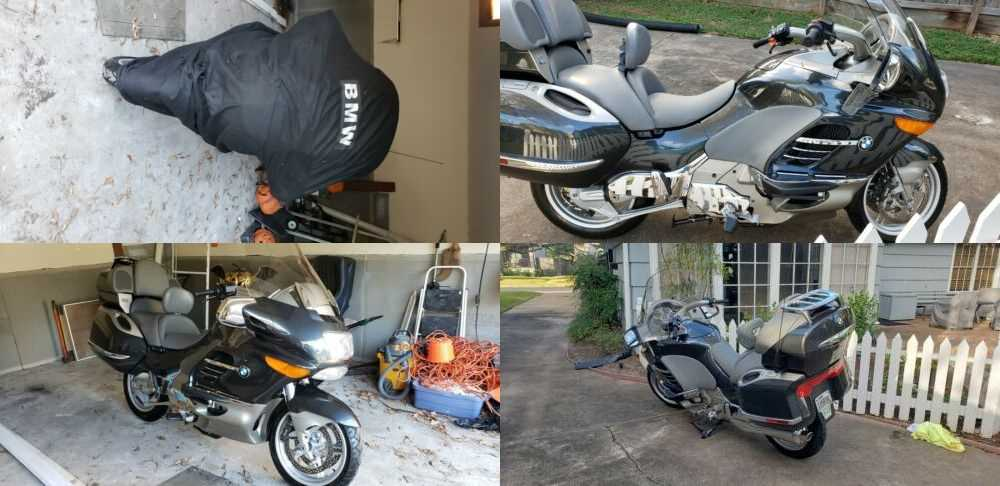 2005 BMW K-Series Gray for sale