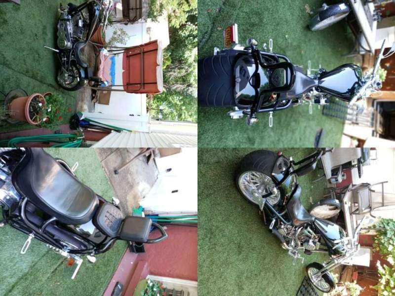 2005 Bourget Python 330 opt Black for sale craigslist photo