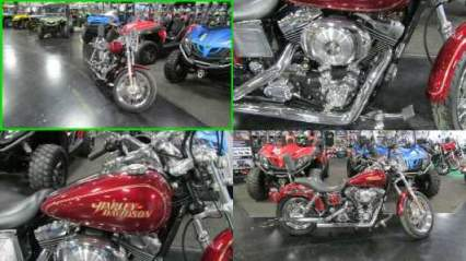 2005 Harley-Davidson Dyna Low Rider Maroon for sale