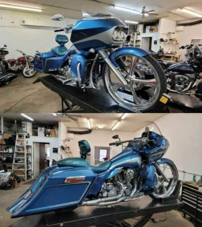 2005 Harley-Davidson Touring  for sale craigslist photo