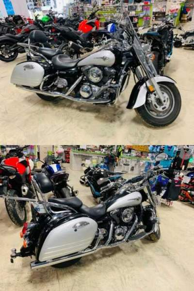Kawasaki: Vulcan Black for sale craigslist photo