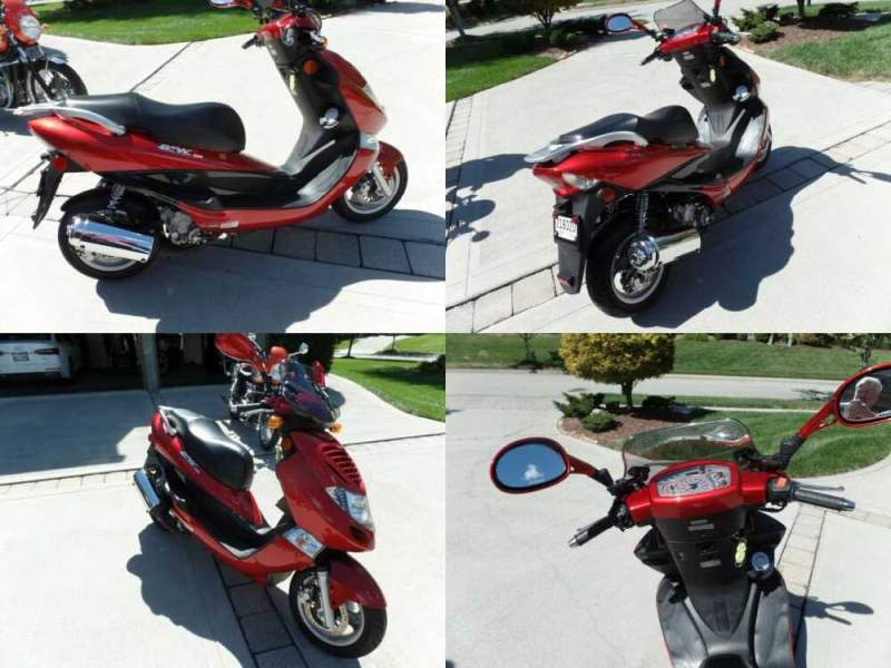 2005 Kymco BET&WIN 150  for sale craigslist photo