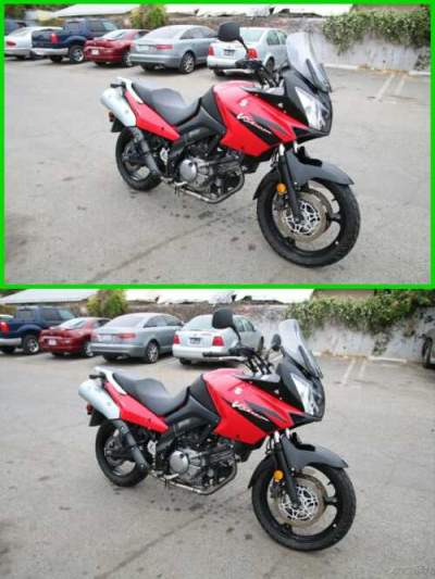 2005 Suzuki V-Strom 650™ Red for sale craigslist