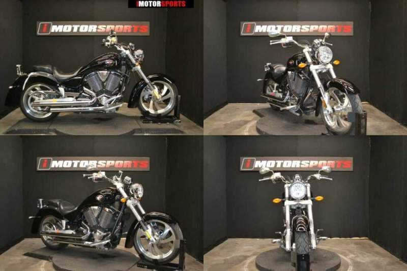 2005 Victory Kingpin BLK for sale