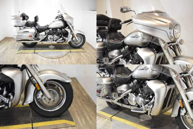 2005 Yamaha Royal Star® Venture Silver for sale craigslist