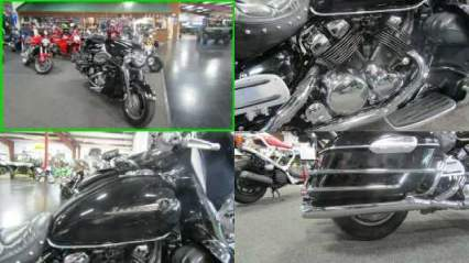 2005 Yamaha Royal Star Venture Black for sale craigslist photo
