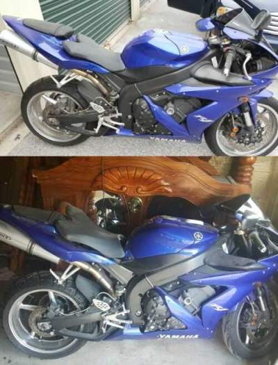2005 Yamaha YZF-R  for sale craigslist photo