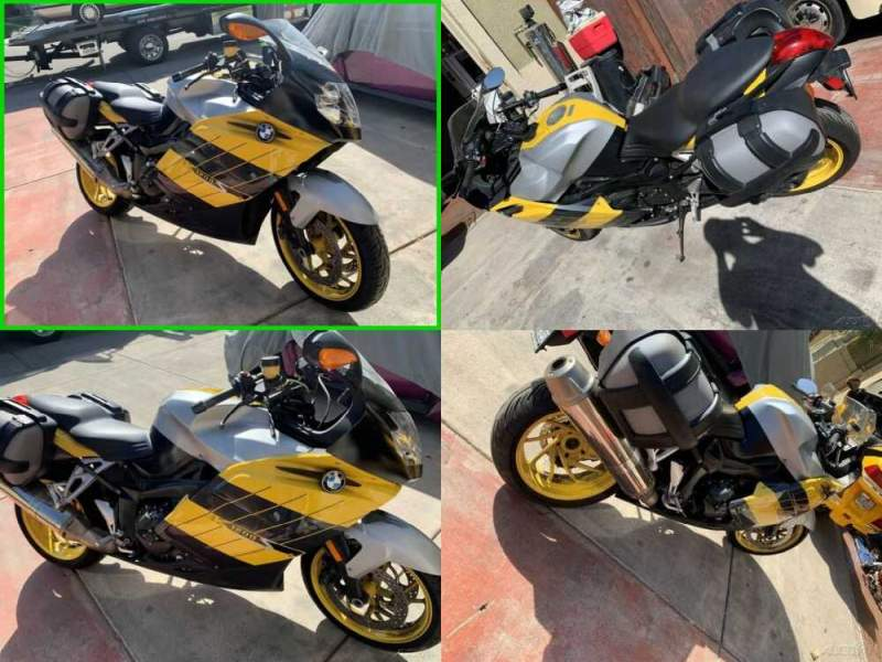 2006 BMW K-Series 1200 S Yellow for sale