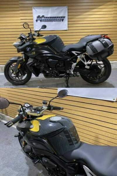 2006 BMW K1200R Yellow for sale