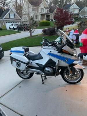 2006 BMW R-Series White for sale