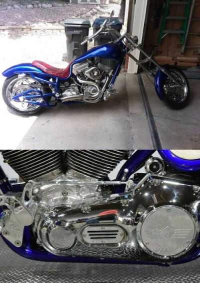 2006 Bourget Low Blow Blue for sale craigslist photo