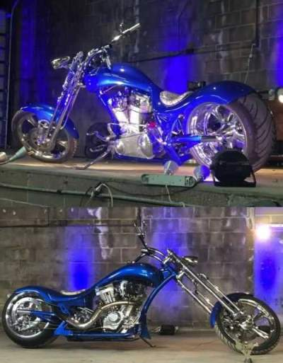 2006 Custom Built Motorcycles Pro Street  for sale craigslist photo