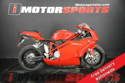 2006 Ducati 999 Red for sale craigslist
