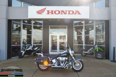 2006 Harley-Davidson Softail Heritage Softail Classic Black for sale craigslist