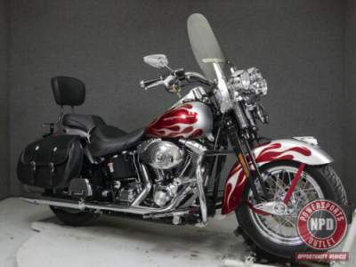 2006 Harley-Davidson Softail RED/FLAME for sale