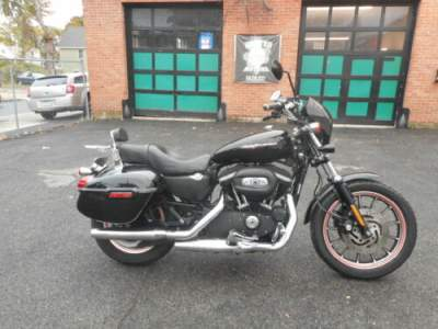 2006 Harley-Davidson Sportster Black for sale craigslist photo