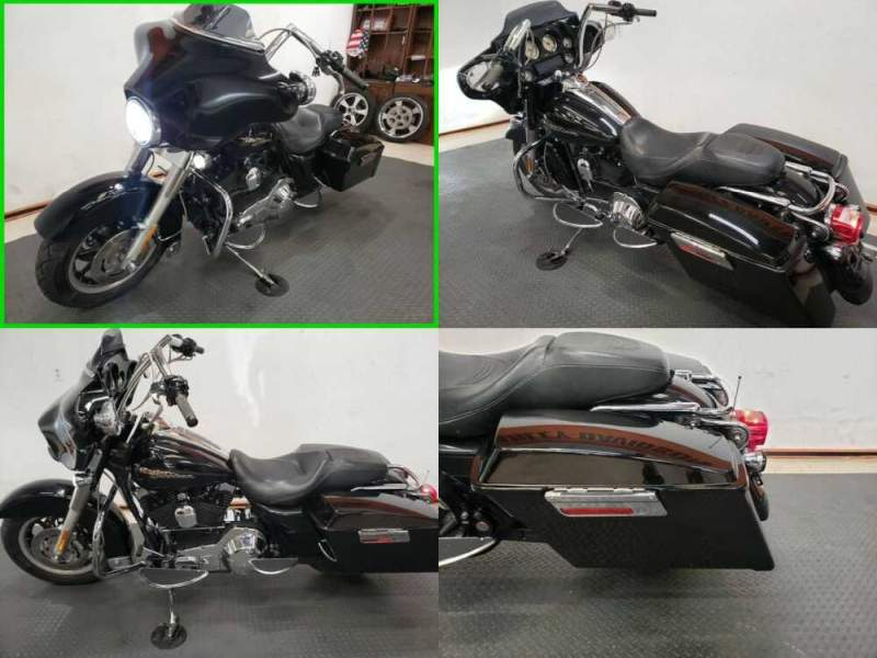 2006 Harley-Davidson Touring Street Glide™ Black for sale craigslist