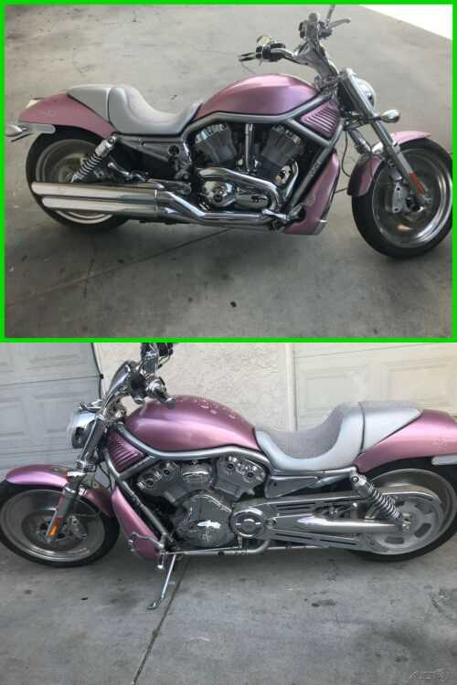 2006 Harley-Davidson V-ROD A V-Rod® PINK for sale