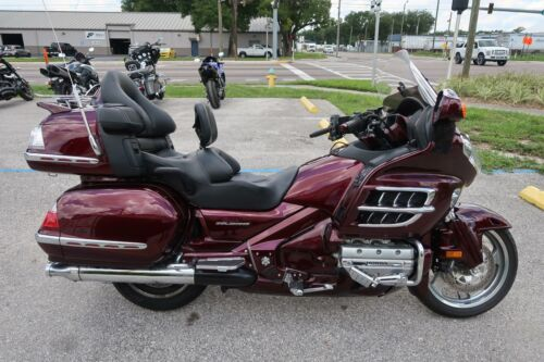 2006 Honda Gold Wing ABS + GPS -- for sale craigslist photo