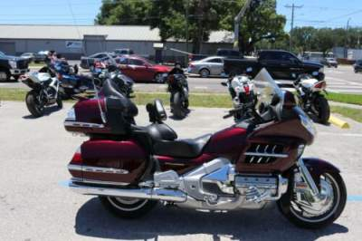 2006 Honda Gold Wing ABS GPS -- for sale craigslist