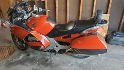 2006 Honda ST1300 Orange for sale