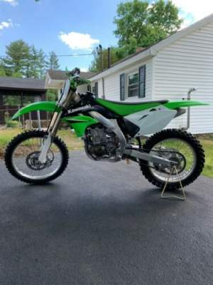 2006 Kawasaki KX Green for sale craigslist photo