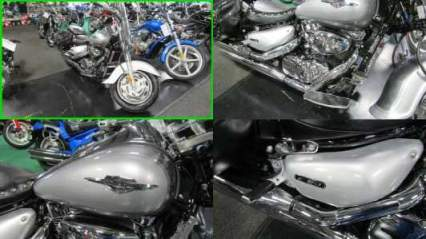 2006 Suzuki Boulevard C90T Silver for sale craigslist photo