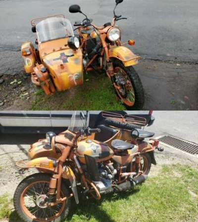 2006 Ural Patrol for sale craigslist