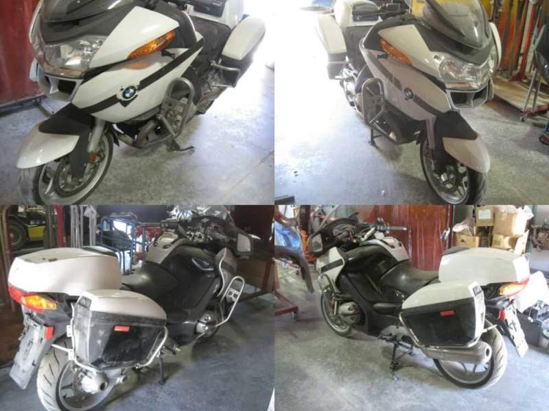 2007 BMW R-Series White for sale craigslist photo
