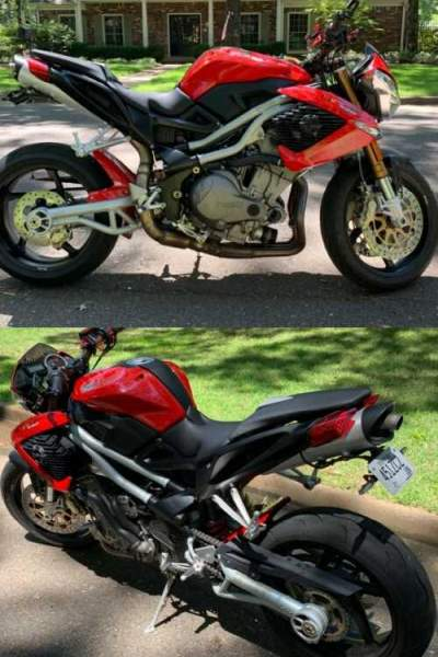 2007 Benelli TNT 1130 Red for sale craigslist photo