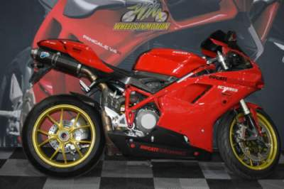 2007 Ducati 1098 Red for sale craigslist