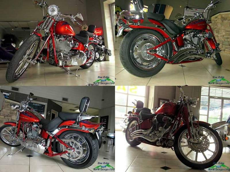 2007 Harley-Davidson Softail Springer CVO FACTORY CVO SPE for sale craigslist