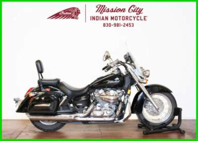 2007 Honda Shadow Aero Gloss Black for sale craigslist photo