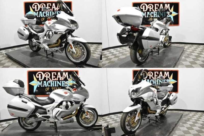 2007 Moto Guzzi Norge 1200 GT Silver for sale