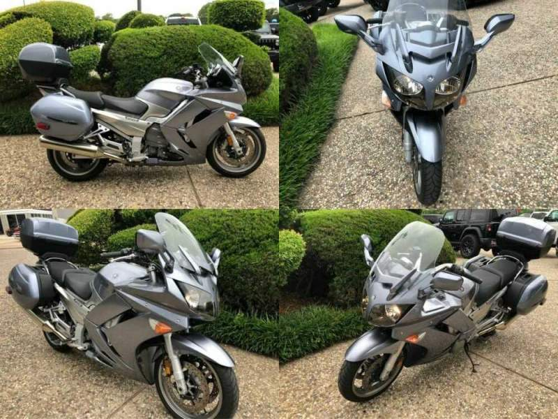2007 Yamaha FJR1300 ELECTRIC SHIFT ABS Silver for sale craigslist