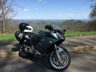 2008 BMW F800ST Silver for sale