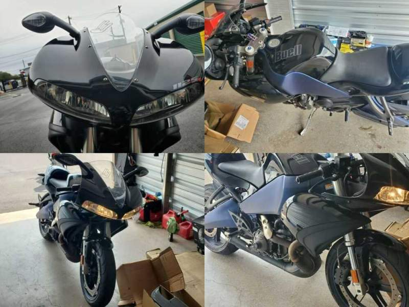 2008 Buell 1125R Black for sale craigslist photo