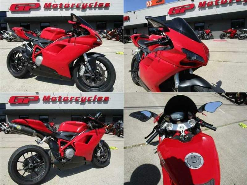 2008 Ducati 848 Red for sale