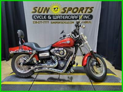 2008 Harley-Davidson Dyna FXDF - Fat Bob  for sale craigslist photo