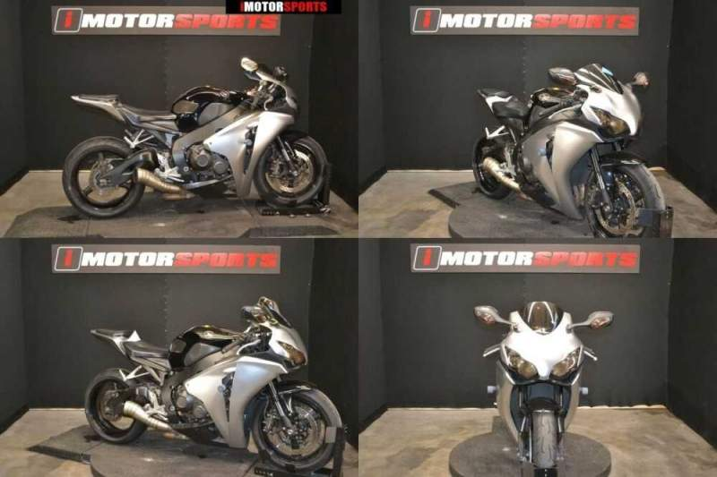 2008 Honda CBR 1000RR BLK / BLK for sale