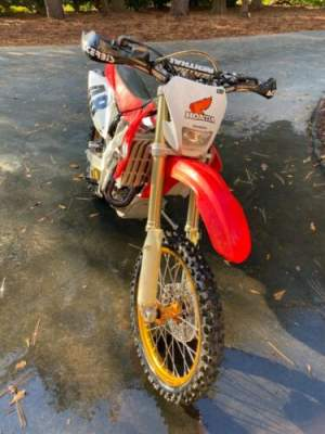 2008 Honda CRF for sale craigslist