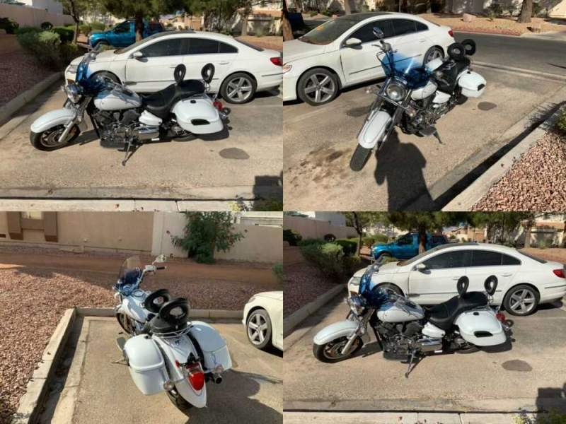 2008 Yamaha Other Pearl white for sale craigslist photo