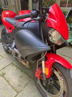 2009 Buell 1125cr Red for sale