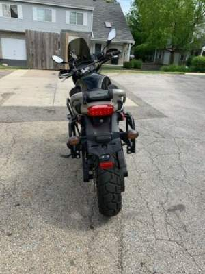 2009 Buell XB12XT  for sale craigslist photo