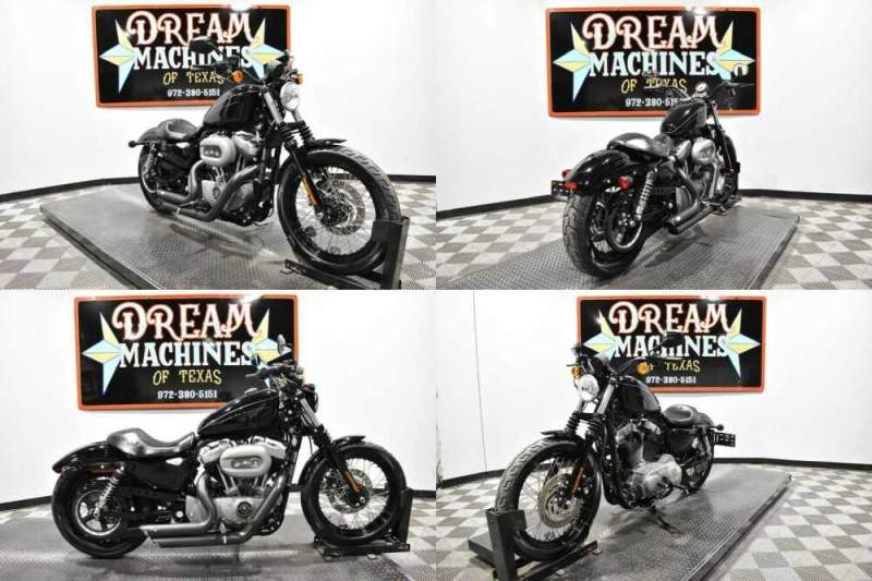 2009 Harley-Davidson XL1200N - Sportster Nightster Black for sale craigslist photo