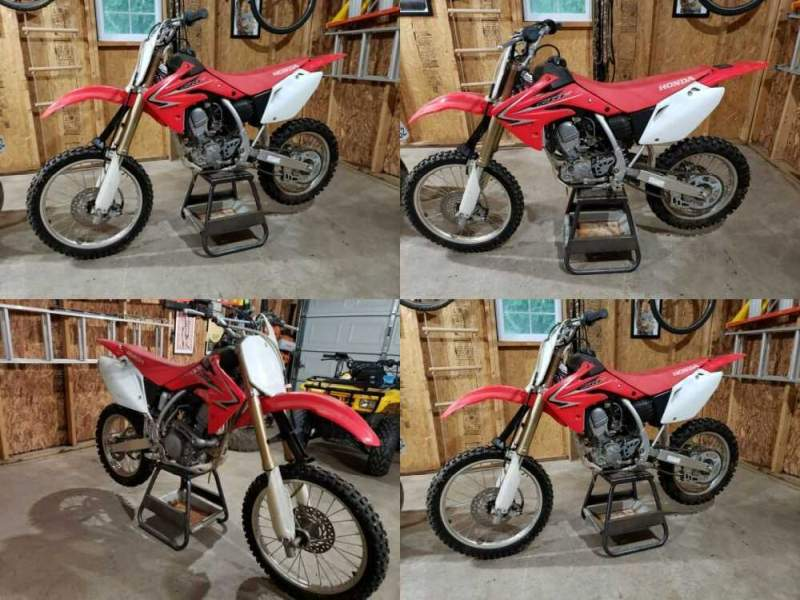 2009 Honda CRF Red for sale craigslist photo