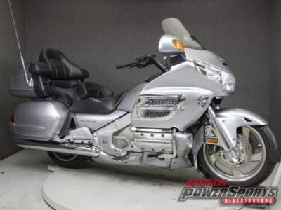 2009 Honda GL1800 GOLDWING 1800 W/COMFORT Silver for sale