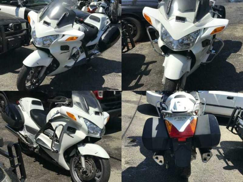 2009 Honda ST1300 White for sale craigslist