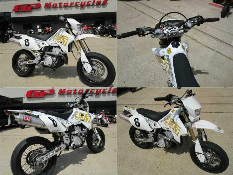 2009 Suzuki DR-Z White for sale craigslist photo